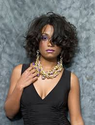 hairstyles for black women no heat african american medium length curly black human hair full lace