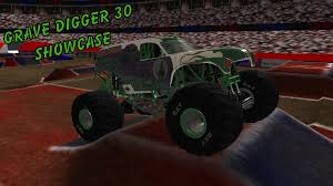 grave digger monster truck 30th anniversary ror monster truck showcase grave digger 30 youtube