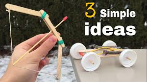 3 simple ideas for you should