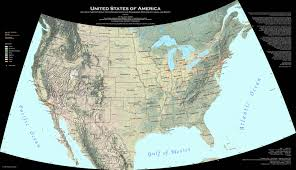 Map Of Usa Capitals by United States Map