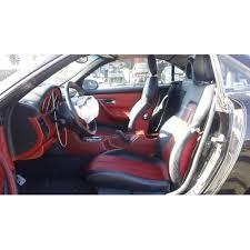 Slk230 Interior 1999 Mercedes 170 Chassis Slk230 Parts Car Black With Black Red