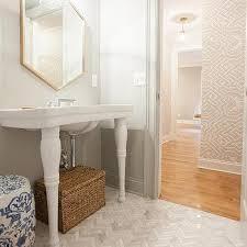 Ideas For Small Powder Room - powder room flooring ideas 10947