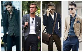 amazing smart casual men dress code for fashion inspiration with