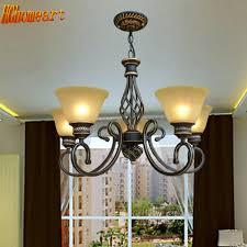 Leuchten Wohnzimmer Landhausstil Online Kaufen Großhandel Landhausstil Beleuchtung Aus China