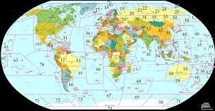map zones maps of itu zones start
