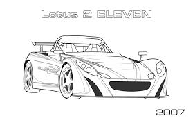 lotus car coloring pages ausmalbilder lotus car