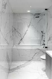 Marble Bathrooms Ideas Best 20 Carrara Marble Bathroom Ideas On Pinterest Marble