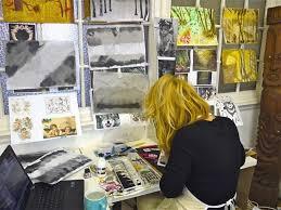Art Portfolio Design Art Courses Classes Portfolio Preparation London Art Portfolio