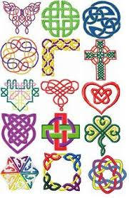 simple celtic knot machine embroidery designs at embroidery
