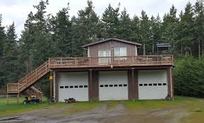 garage with living space above pole building gallery lbconstructionofwhidbey com