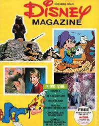 disney magazine comic books