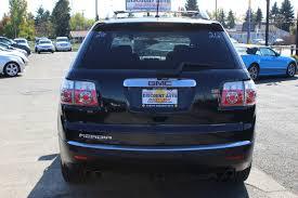 used 2008 gmc acadia sle1 auburn wa auburn discount auto