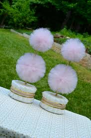 baby girl shower centerpieces pink and gold baby shower centerpieces cake topiary