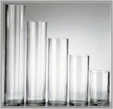 Clear Vases Bulk Vases Awesome Cheap Clear Plastic Vases Plastic Cylinder Vases
