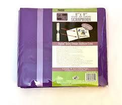 Pioneer Scrapbook Album Deluxe Top Load 8x8 Lot Of 3 Snap Load Scrapbook Memory Book Album New