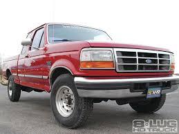 Ford F250 Truck Wheels - 1997 ford f 250 two wheel drive terror 8 lug hd truck magazine