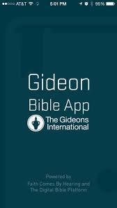 gideon bible app app store