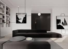Best  Monochrome Interior Ideas On Pinterest Hairpin Table - Interior designs modern