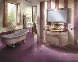 bathroom colour ideas purple