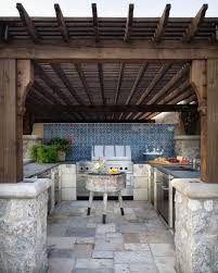Designing An Outdoor Kitchen Outdoor Kitchen Designs Featuring Pizza Ovens Fireplaces And