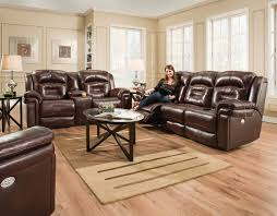 Images Of Livingrooms by Mystify Power Reclining Sofa Brown Levin Furniture