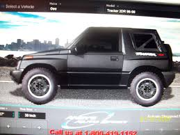 geo tracker maddogcantrell 1992 geo tracker specs photos modification info