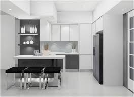 Modern White Kitchen Cabinets Round by Furniture Accessories Cool Modern Kitchen Design With Round