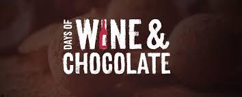 Wine Chocolate Days Of Wine U0026 Chocolate Wineries Of Niagara On The Lake Days