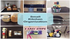 How To Organise A Small Kitchen - kitchen organization how to organize small kitchen indian