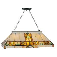 tiffany pool table light charleston tiffany pool table light by tiffany lighting direct