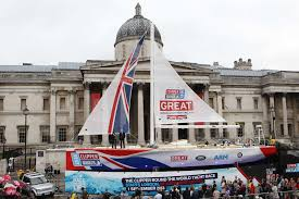 clipper great britain designed by radley yeldar the drum