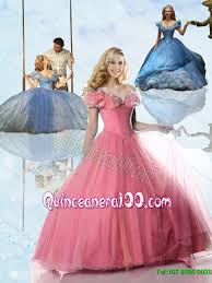 cinderella quinceanera dress 2015 princess pink cinderella quinceanera dresses with