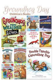 groundhog children books kids love