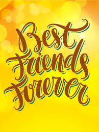 best friends forever friendship card birthday u0026 greeting cards