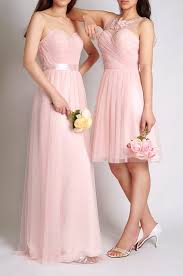 bridesmaid dresses 2015 blush pink bridesmaid dresses tulle chantilly wedding