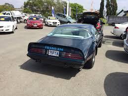Last Year Of Pontiac Firebird Dealer Classic 1975 Pontiac Firebird Trans Am U2013 Not An Ugly