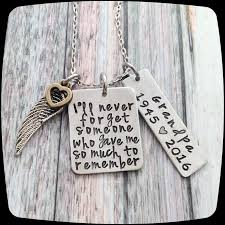baby remembrance jewelry memorial jewelry remembrance sympathy necklace loss of
