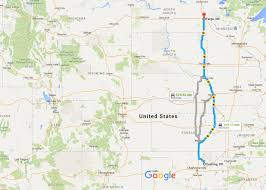 Map North Dakota Finally Got The Call Headed For North Dakota Pipeline Life