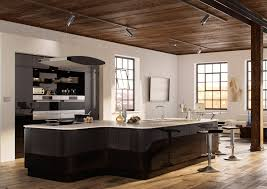 high gloss kitchens from unica kitchens manchester