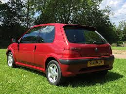 cheap peugeot peugeot 106 gti spotted pistonheads
