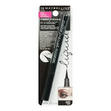 absolute best drug store eyeliner maybelline master precise by