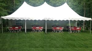 backyard tent rental any occasion party tent rental information for warwick ny