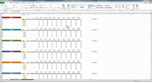 Time Tracking Spreadsheet Excel Free Excel Training Matrix Examples Spreadsheets Training Spreadsheet