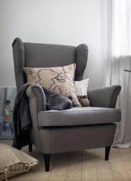 ikea hack diy wingback rocking chair ikea decora strandmon orange living room 2016 pinterest lund small