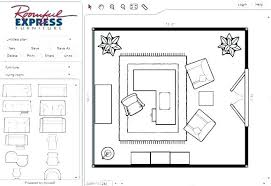 draw room layout create a room layout hotel room layout software draw room layout