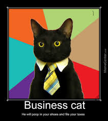 Business Cat Memes - business cat by guest 1234567890 meme center