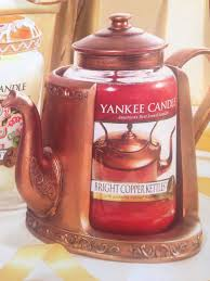yankee candle bright copper kettles candle holder crafts diy
