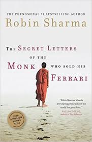 the monk who sold his ferrary secret letters of the monk who sold his robin sharma