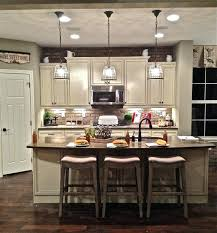 Kitchen Counter Lighting Country Style Kitchen Pendant Lights Counter Light Height Hanging