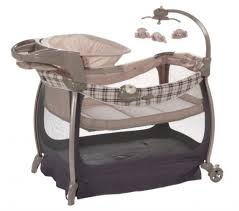 Playpen Bassinet Changing Table Eddie Bauer Playpen Play Yard Travel Bed Or Bassinet Playpen With